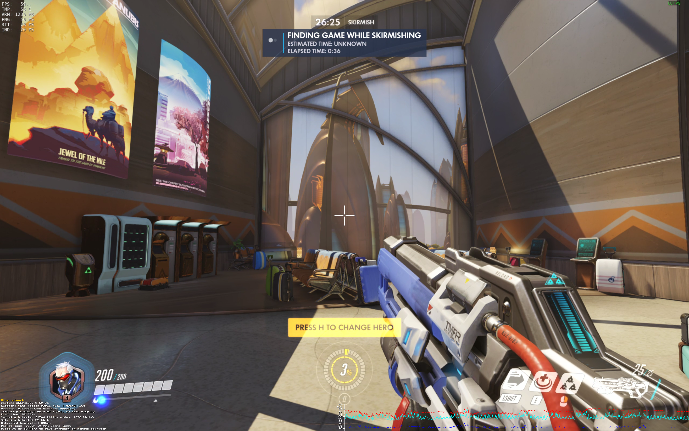 Cloudy Gamer: Playing Overwatch on Azure's new monster GPU