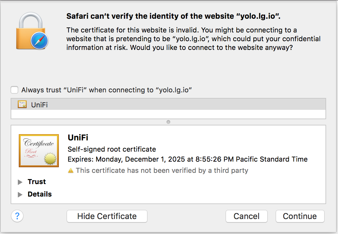 Using Lets Encrypt to secure cloud-hosted services like